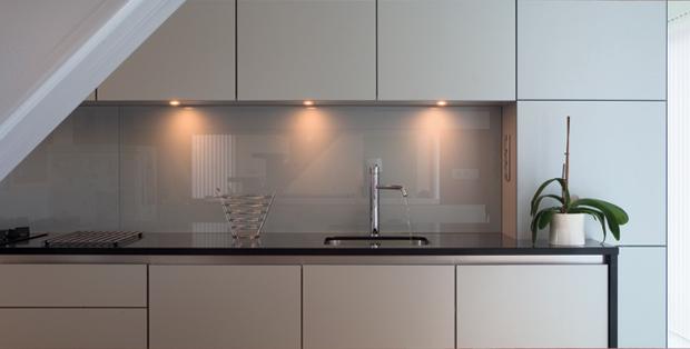Glazz wall mm glazz interiors gehard glas voor keuken en